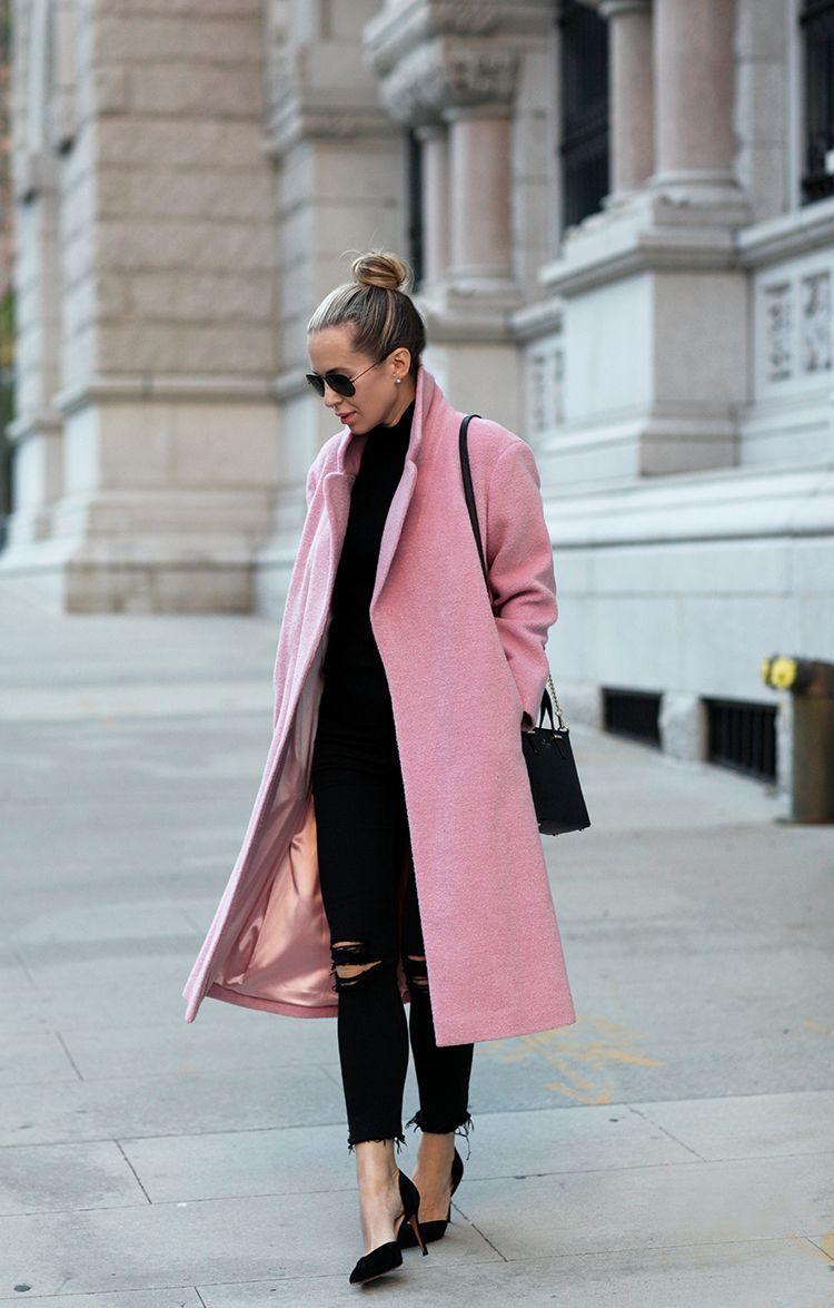 Pink Statement (Brooklyn Blonde) | Brooklyn blonde
