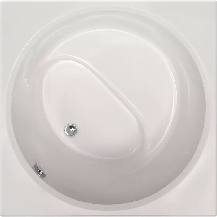 Hydro Systems FUJ4040GTO Fuji 4040 Soaker Tub   QualityBath.com