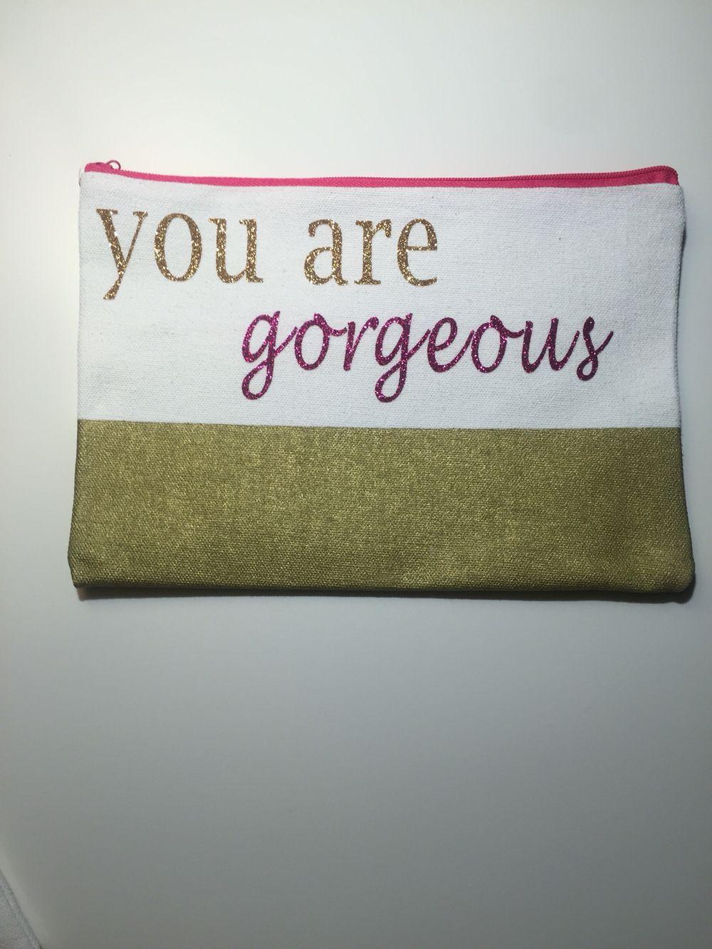 Makeup Bag for a gorgeous girl Gorgeous Girl 0847f38e49e70
