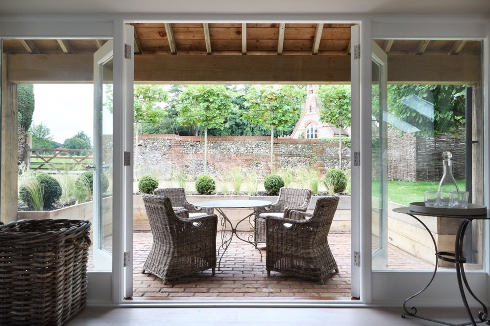 The Barn On The Green, Hertfordshire Lounge design