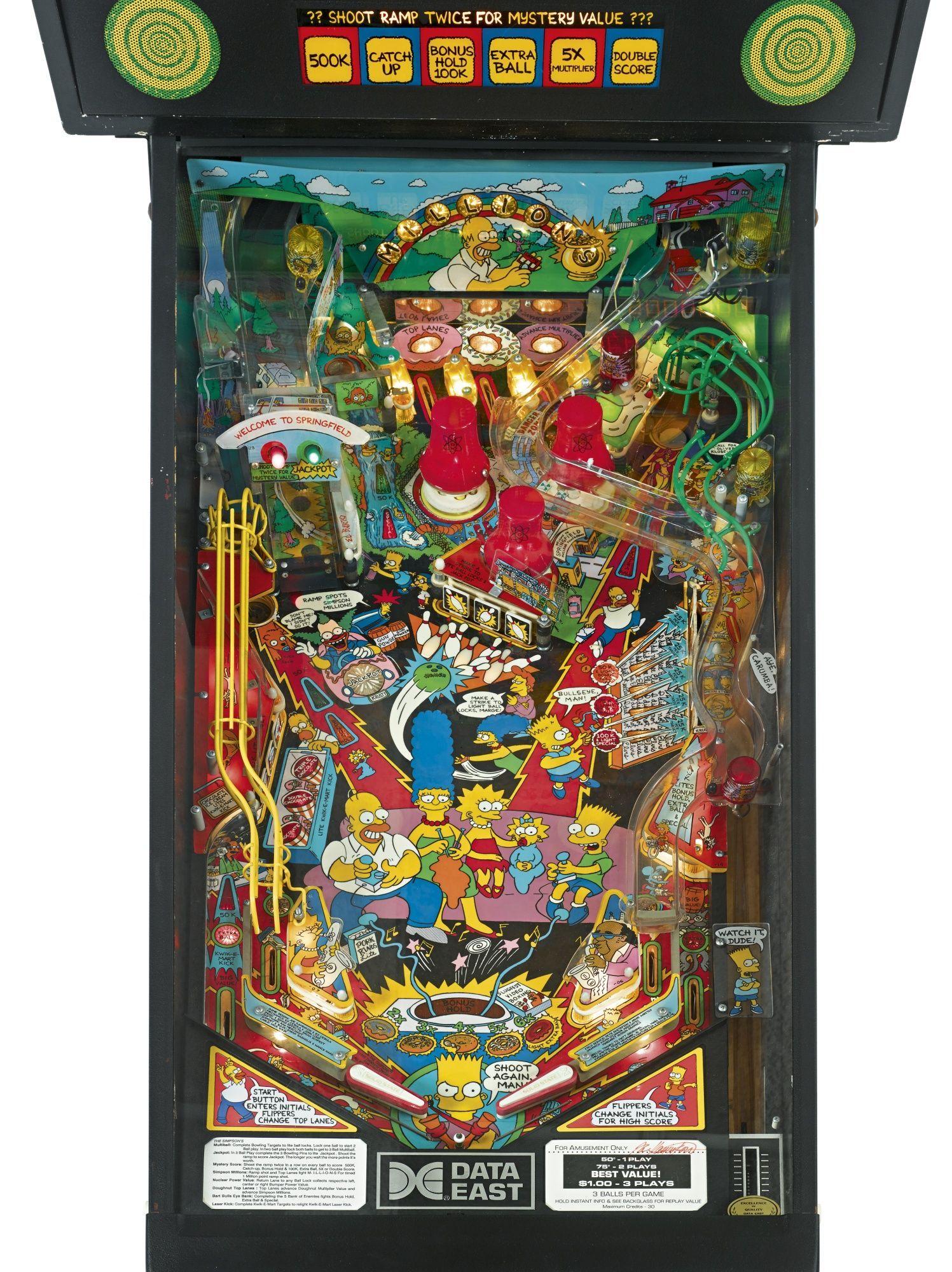 Image result for data east pinball machines Pinball