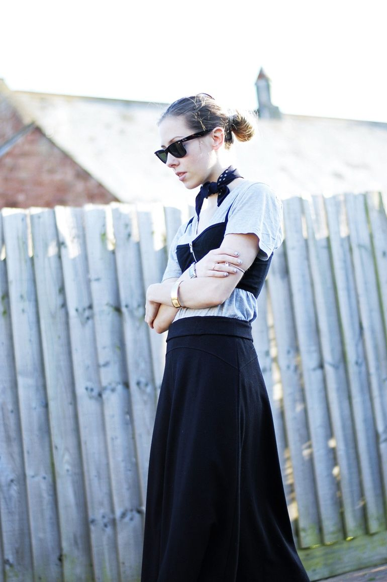 The Challenge That Comes With Wearing Black In The Summer - Lellavictoria | creatorsofdesire.com