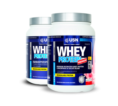 2 x Whey 908g - Limited Offer