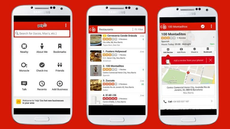 HOW MUCH DOES IT COST TO DEVELOP AN APP LIKE YELP