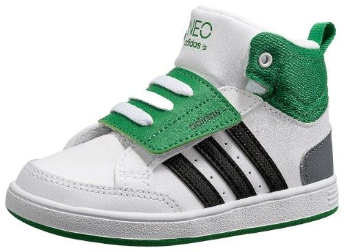 f09881f3720 adidas NEO Baby Sneaker VLNEO HOOPS CMF MID I | Hot shoes | Sneakers ...