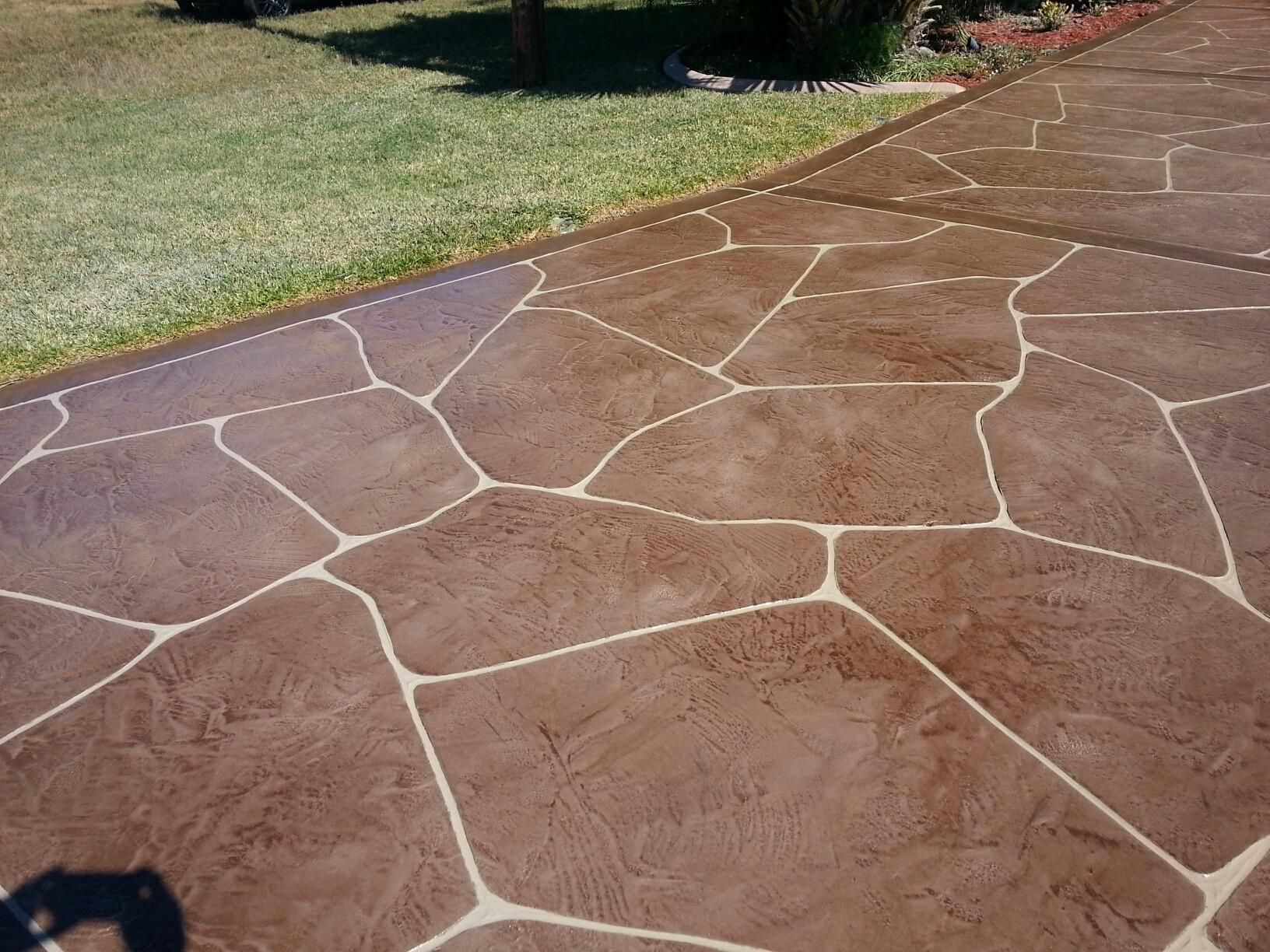 Decorative Concrete Driveways In Cape Coral And Fort Myers Fl