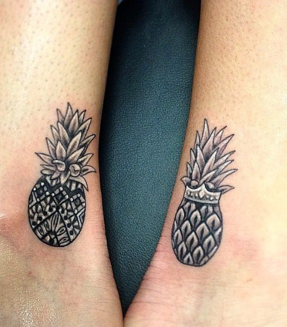 Pin By Heather Jukich On Tattoo Inspo  Pineapple Tattoo -8700