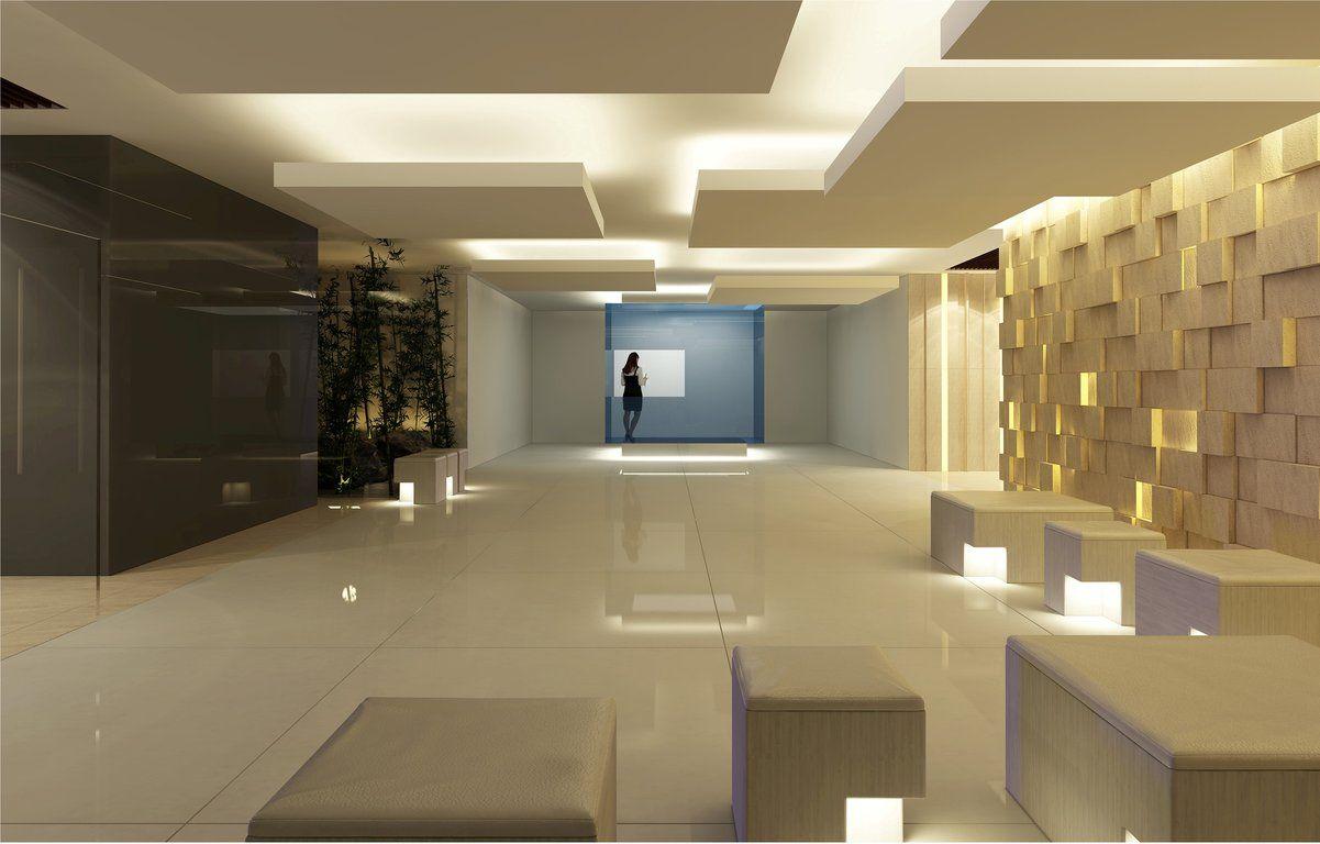 contemporary reception lobbies - Google Search  Citymax