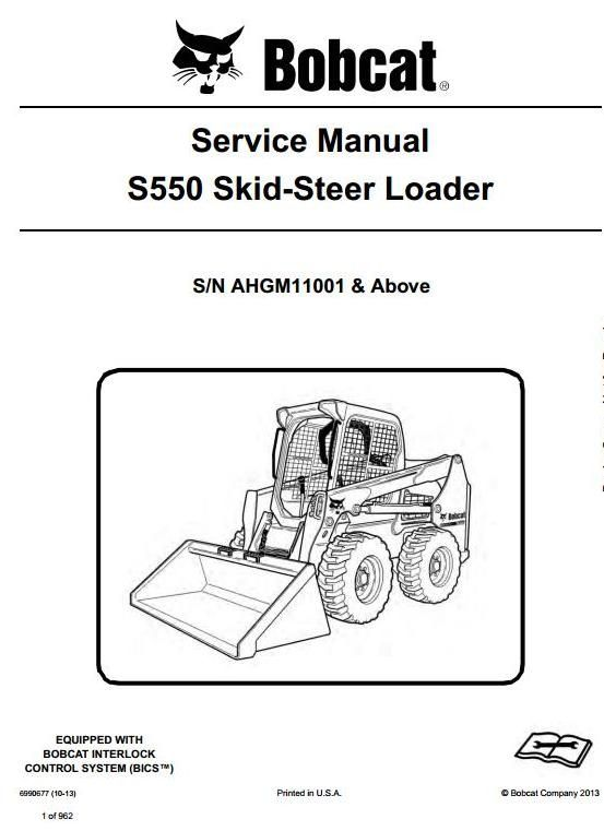 Bobcat 430 Wiring Diagram - Wiring Diagrams List