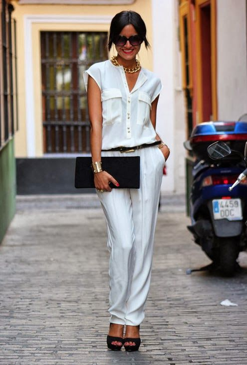 18 The Most Attractive Spring Fashion Combination   World inside pictures
