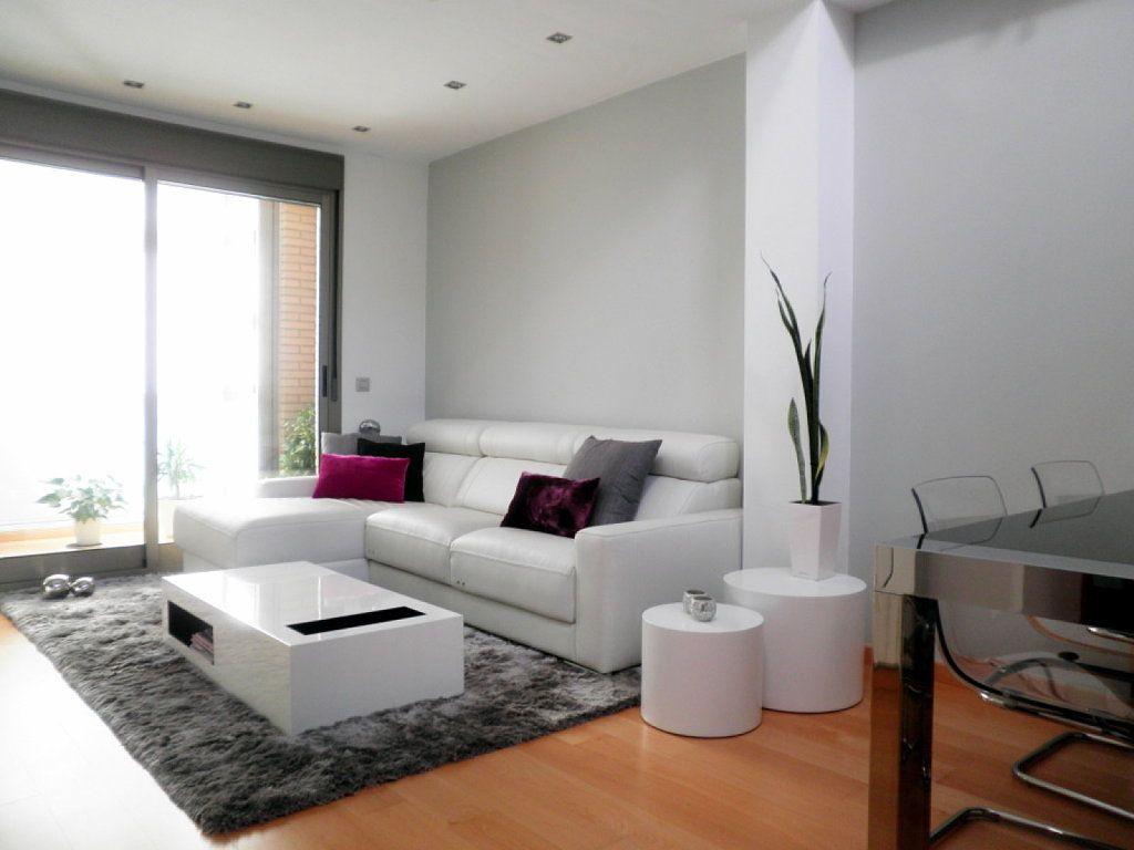 Ayuda Para Pintar Salon Moderno Decorar Tu Casa Es Facilisimo  # Muebles Kazzano Que Opinion Teneis