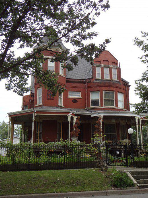 A.J. Bates House Joliet