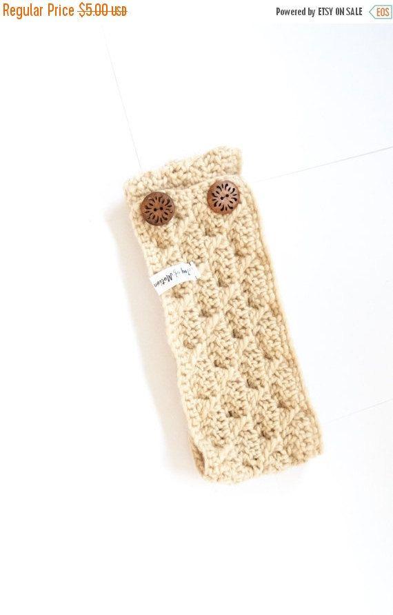 CROCHET PATTERN - Headband With Cross Pattern Crochet Pattern - PDF ...