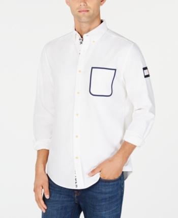 3cf6d06f19f0 Tommy Hilfiger Men s Royce Sealed Pocket Shirt