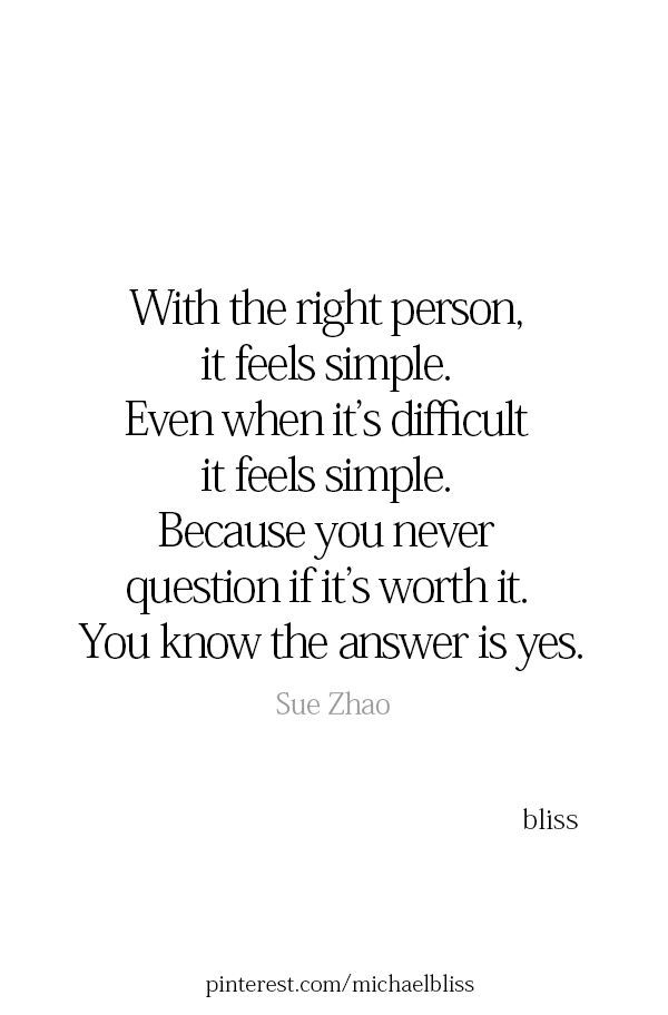 Du är den personen👫