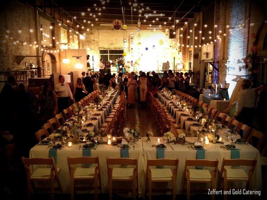 Corradetti Glass Studio Wedding Zeffert And Gold Catering Event Planning