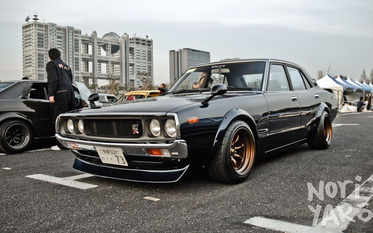 Nissan skyline gt r nissandatsun classic car collection nissan skyline gt r vanachro Gallery