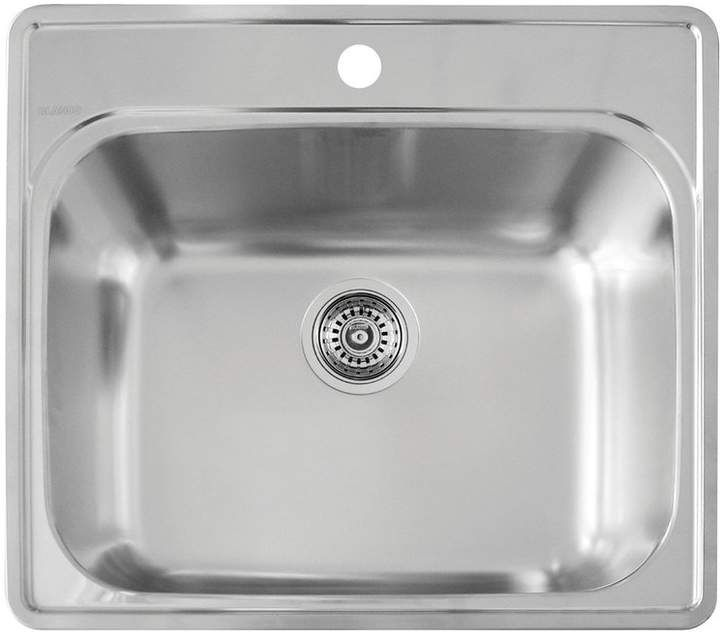 Essential 25 X 22 Drop In Laundry Sink Laundry Sink Sink Stainless Steel Kitchen Sink