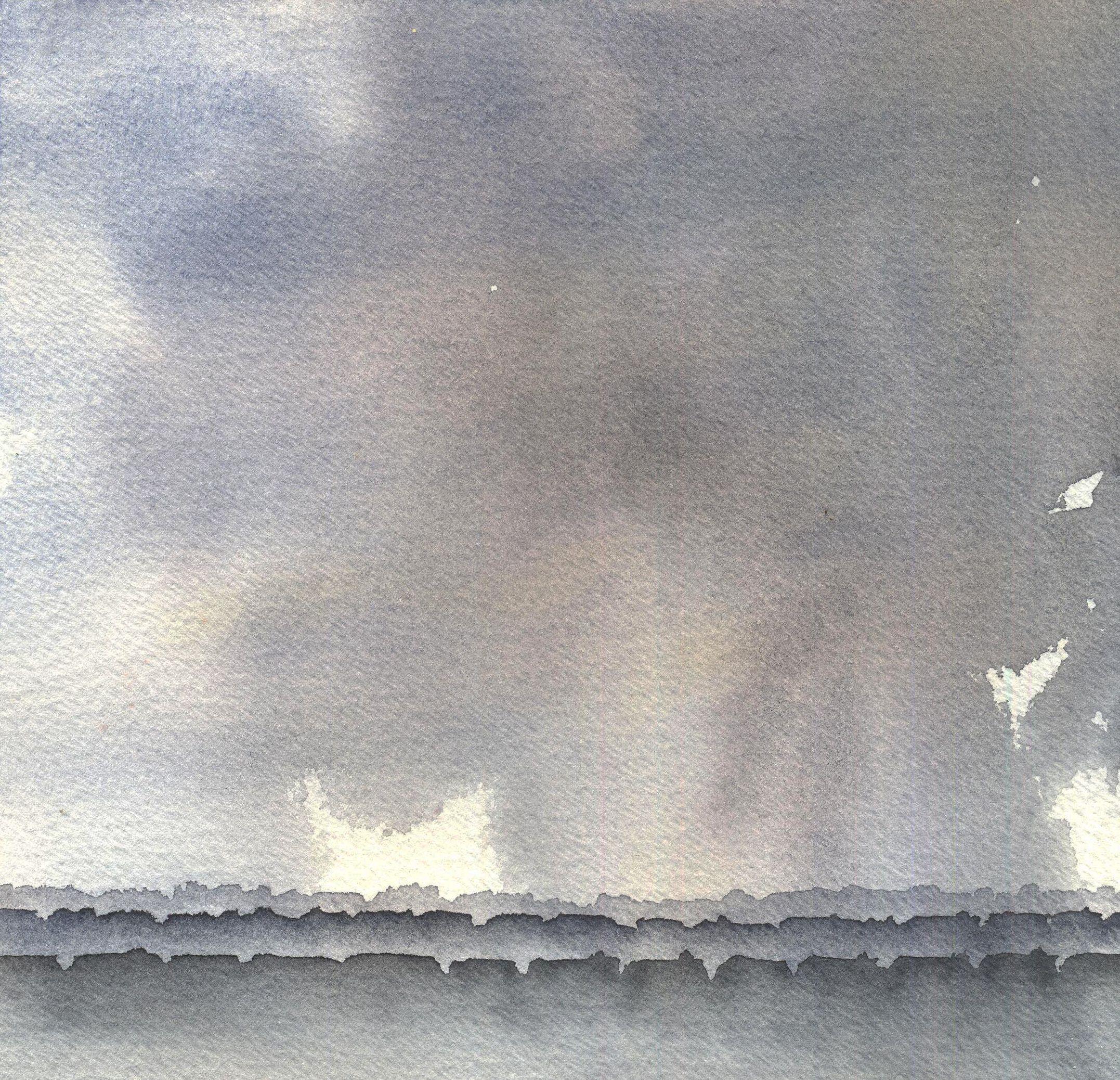"""Stormfront"" by Freddie Davies. 2015. Watercolour. http://freddie-davies.wix.com/artist"
