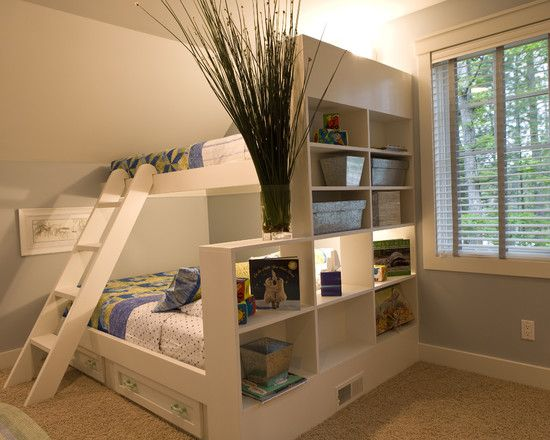 Cool Beds For Small Rooms With Limited Storage: Cool Idea For College Students Looking For A Roomy With