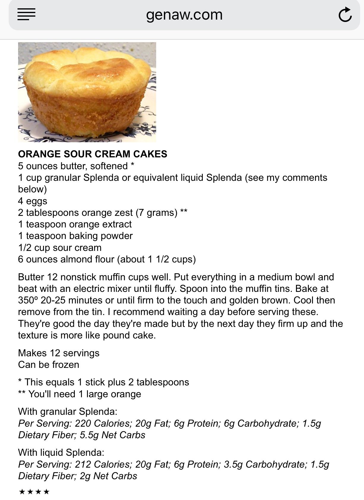 Pin By Maerie Mouze On Recipes Low Carb Sour Cream Cake Recipes Almond Flour