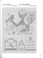 """Gallery.ru / anfisa1 - Альбом """"Anges Motifs de broderie traditionnelle et au point de croix"""""""