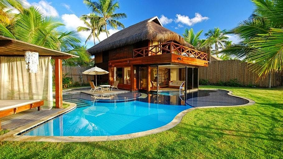 Sweet Homes Wallpapers - Luxury House HD Wallpapers | Dream House ...