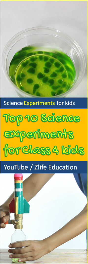 10 Science Experiments For Grade 4 Or 9 11 Years Kids Science Experiments Kids Science Experiments Easy Science Experiments