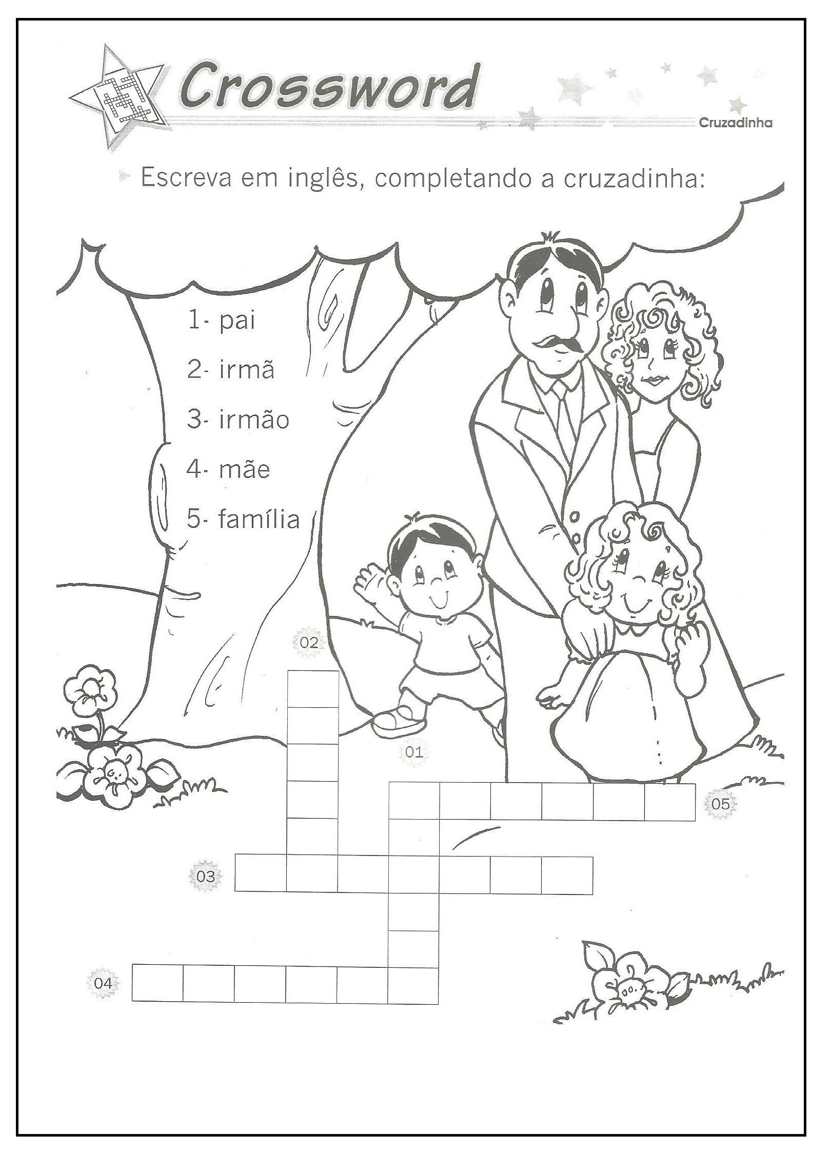 Pin de Ana Lídia em Inglês