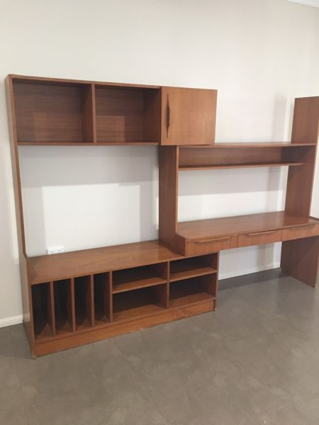 Wall Unit | Entertainment & TV Units | Gumtree Australia Tweed Heads ...