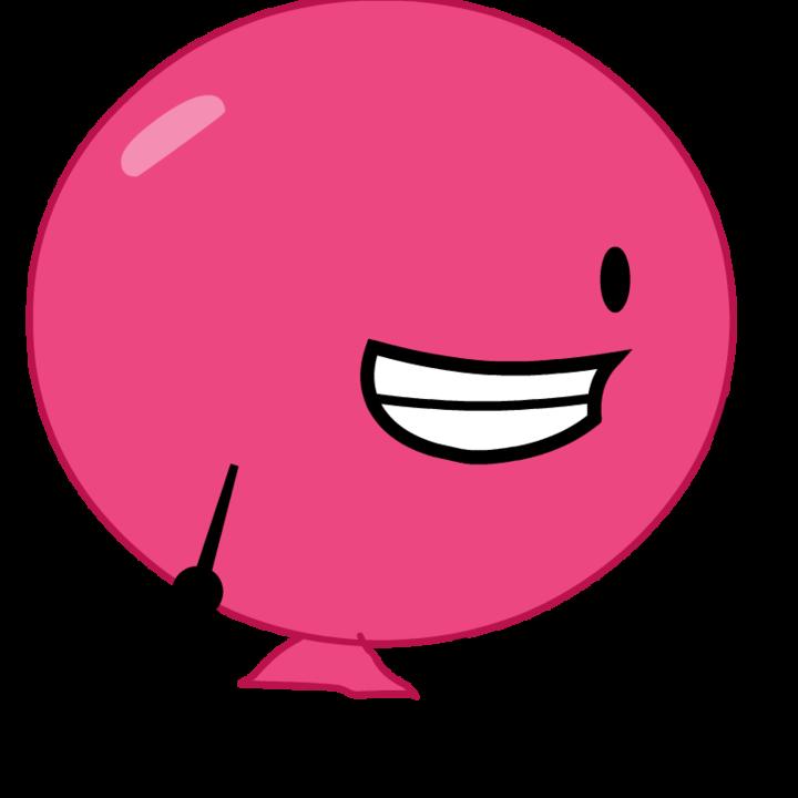 Balloony Battle For Dream Island Wiki Fandom Battle Character Black Hole