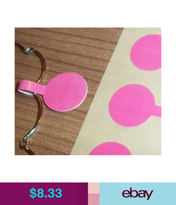Jewellery Price Stickers // Tags Labels // Dumbells Bracelets Necklaces Rings