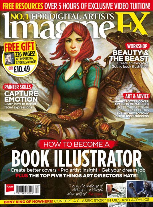 Digital Artist Magazine Pdf
