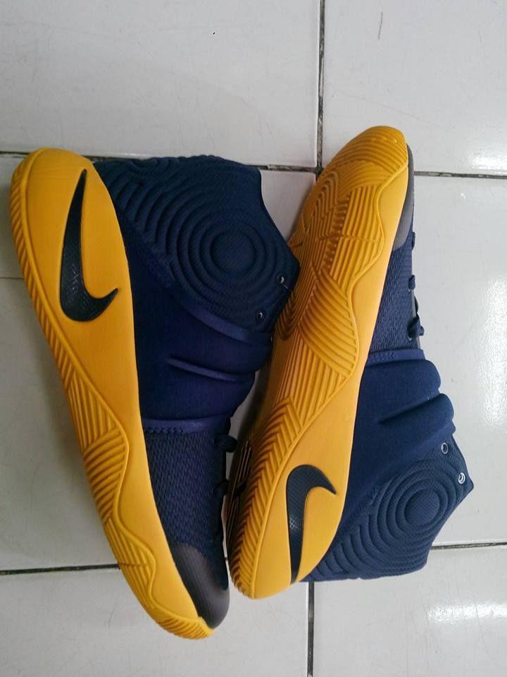 3f57e929a63 Nike Kyrie 2 CAVs with free Kyrie t-shirt!  Shoes  Fashion  Footwear   Sneakers  Nike