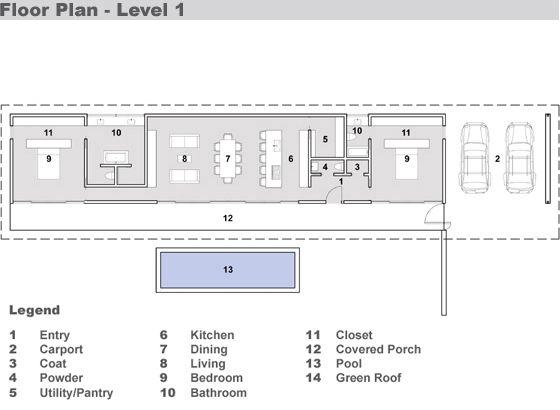 long narrow house plans - Hľadať Googlom | Dispozicky | Pinterest ...