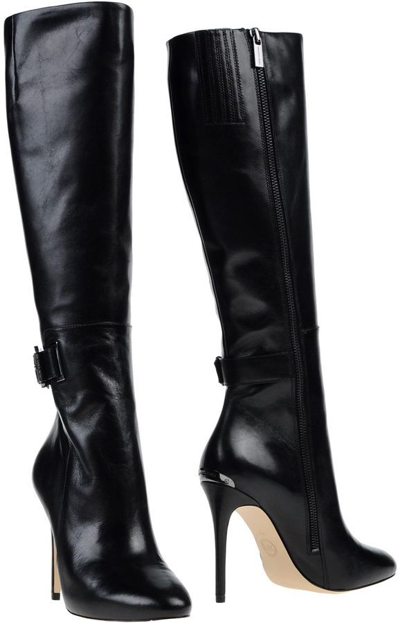 e7c7337cc395 MICHAEL MICHAEL KORS Boots Size 8 1 2 or 9 depending if they run small or  normal.