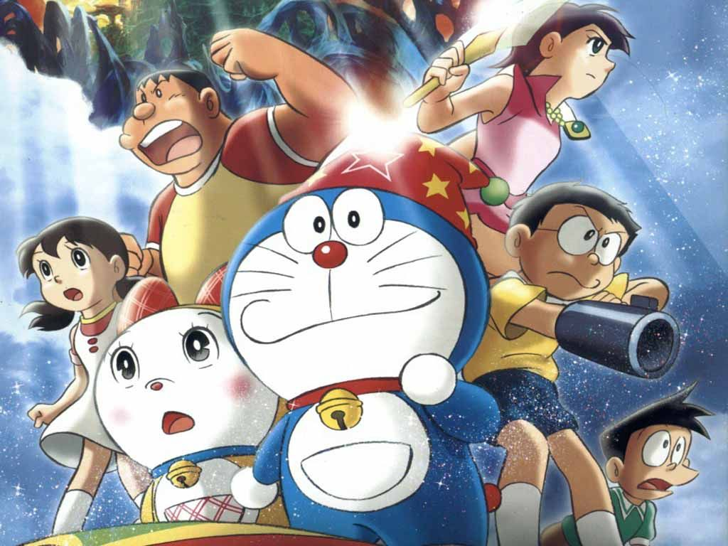Download Top Cartoon Free Doraemon Wallpaper