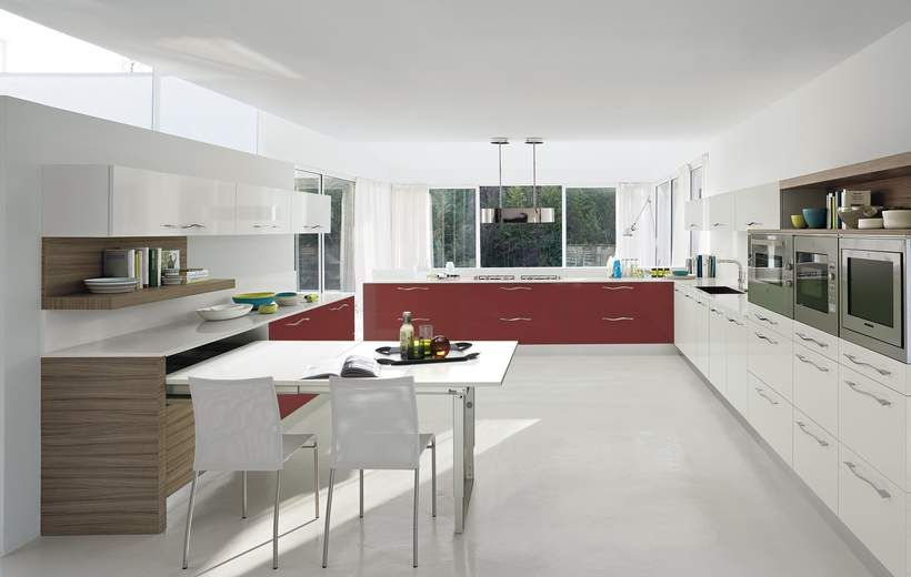 Cucine febal tavolo estraibile | Kitchen | Kitchen ...