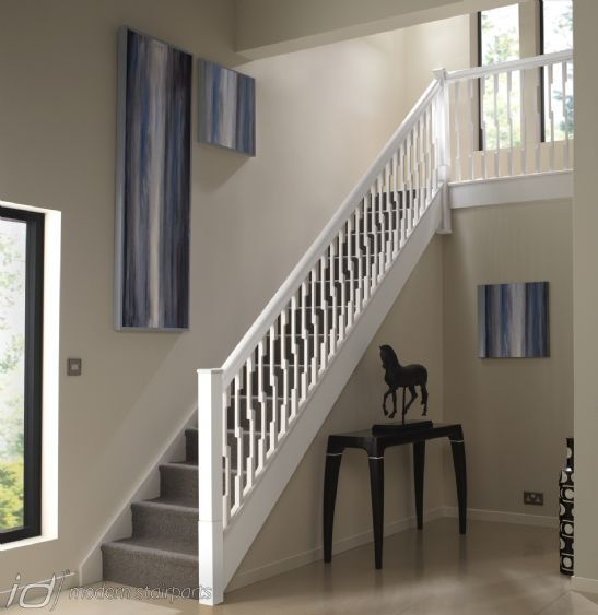 Beautiful Interior Staircase Ideas And Newel Post Designs: Stair Decor, Interior Staircase
