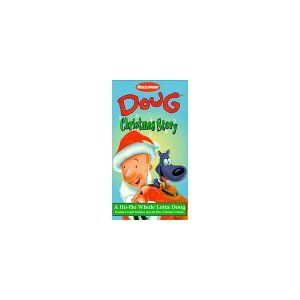 Doug Christmas Story Vhs.Doug Christmas Story Vhs 90 S Childhood Memories A