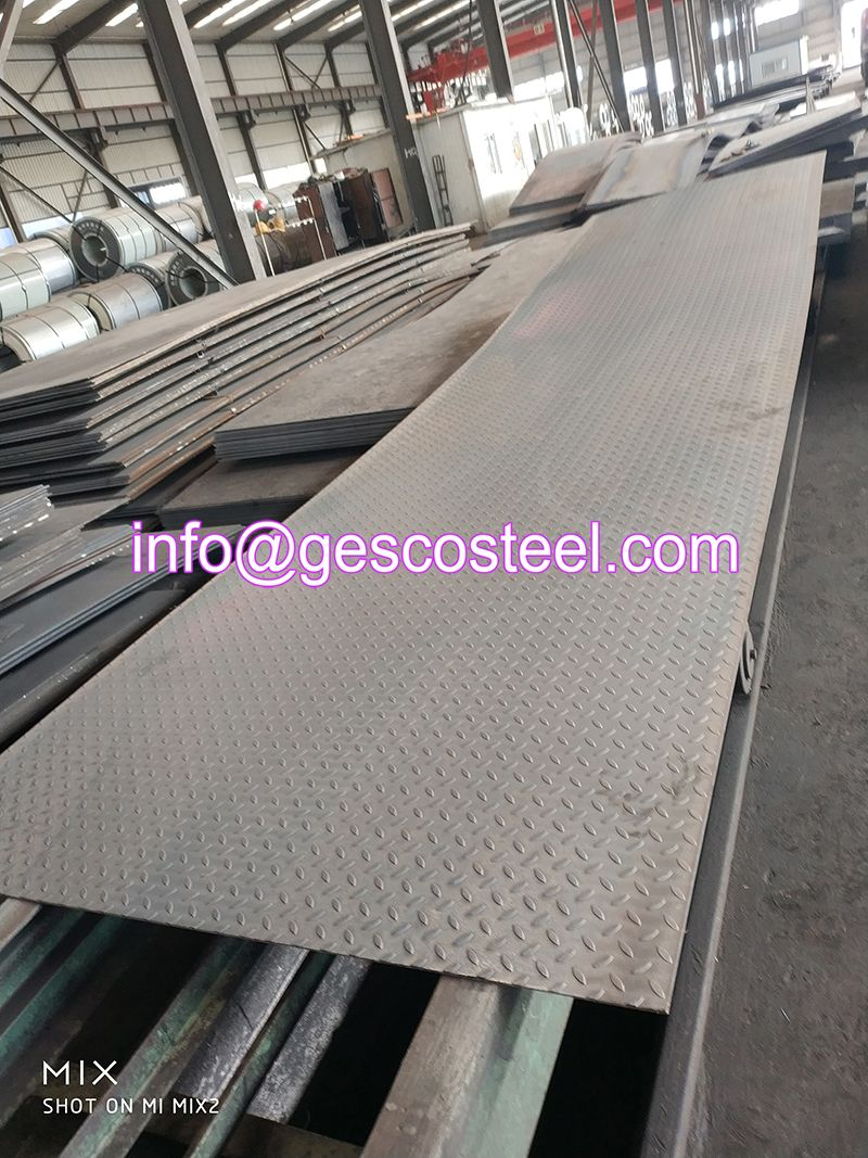 Checkered Steel Plate Steel Plate New Cars For Sale Cold Rolled