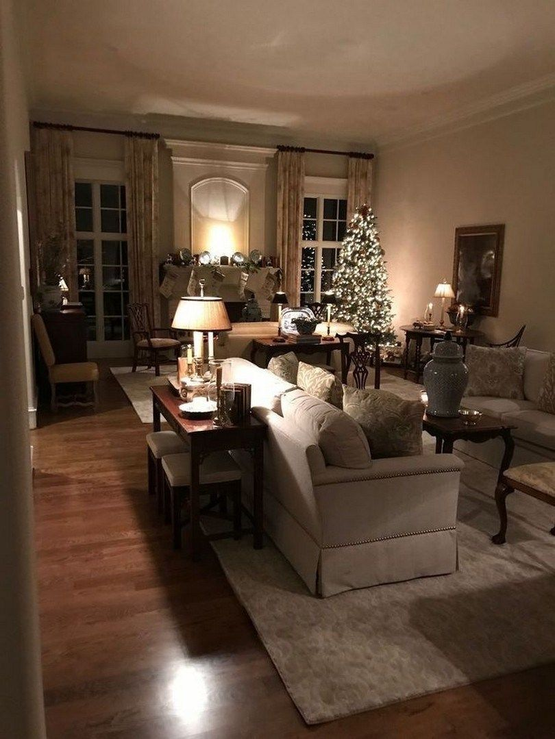 82 Awesome Winter Simple Living Room Decor Ideas You Must