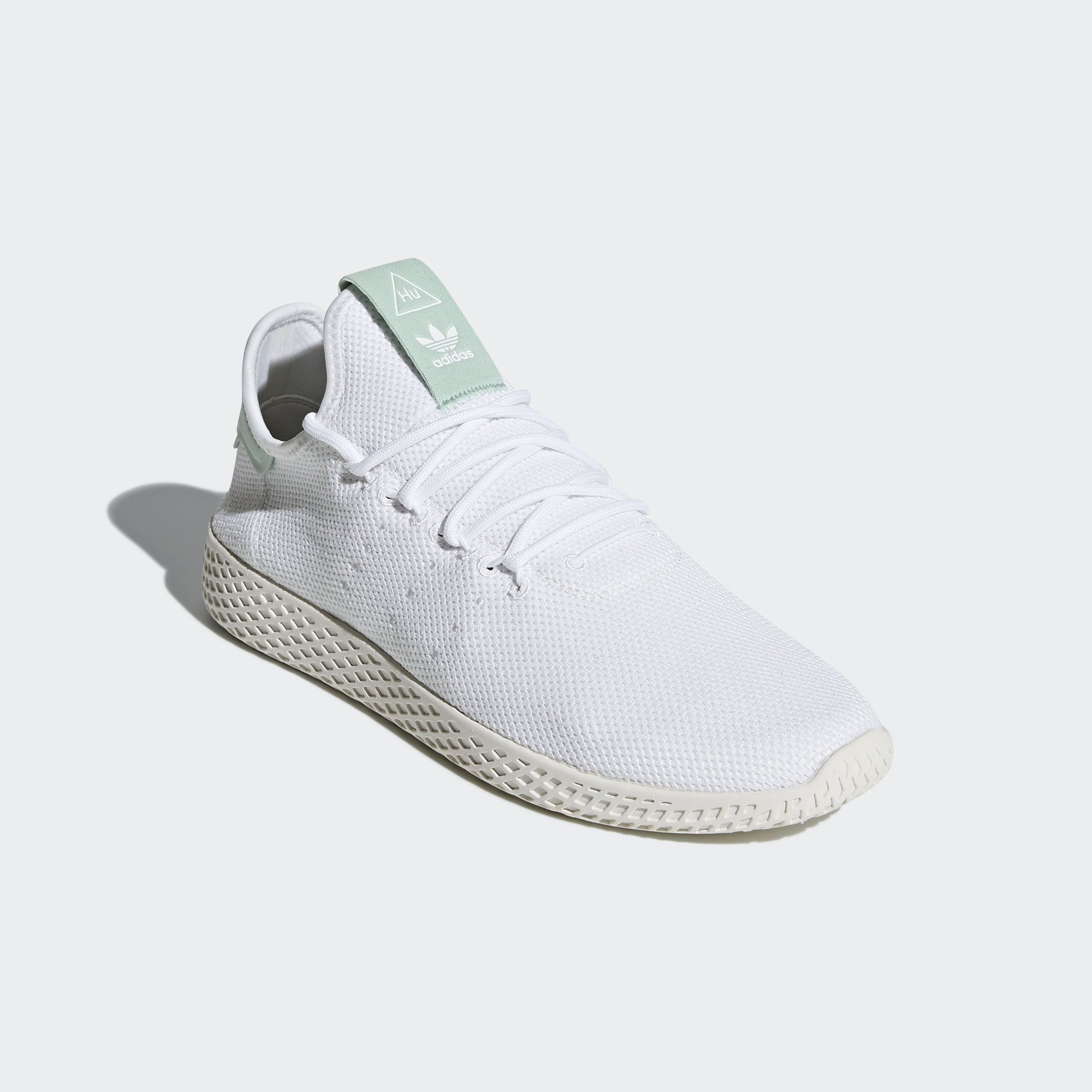 1535fd73f adidas Pharrell Williams Tennis Hu Shoes - White