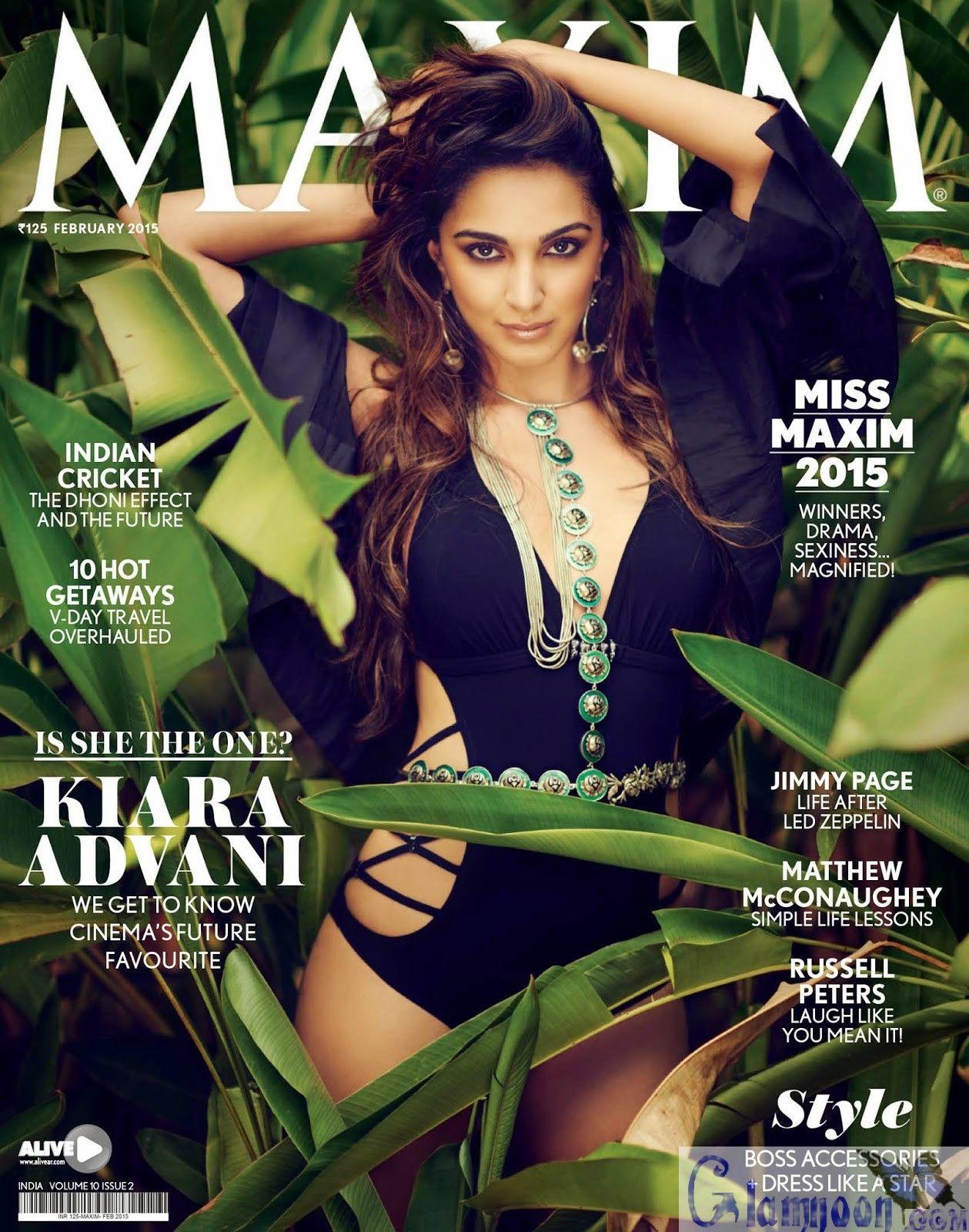 Kiara Advani Bikini Photoshoot at…