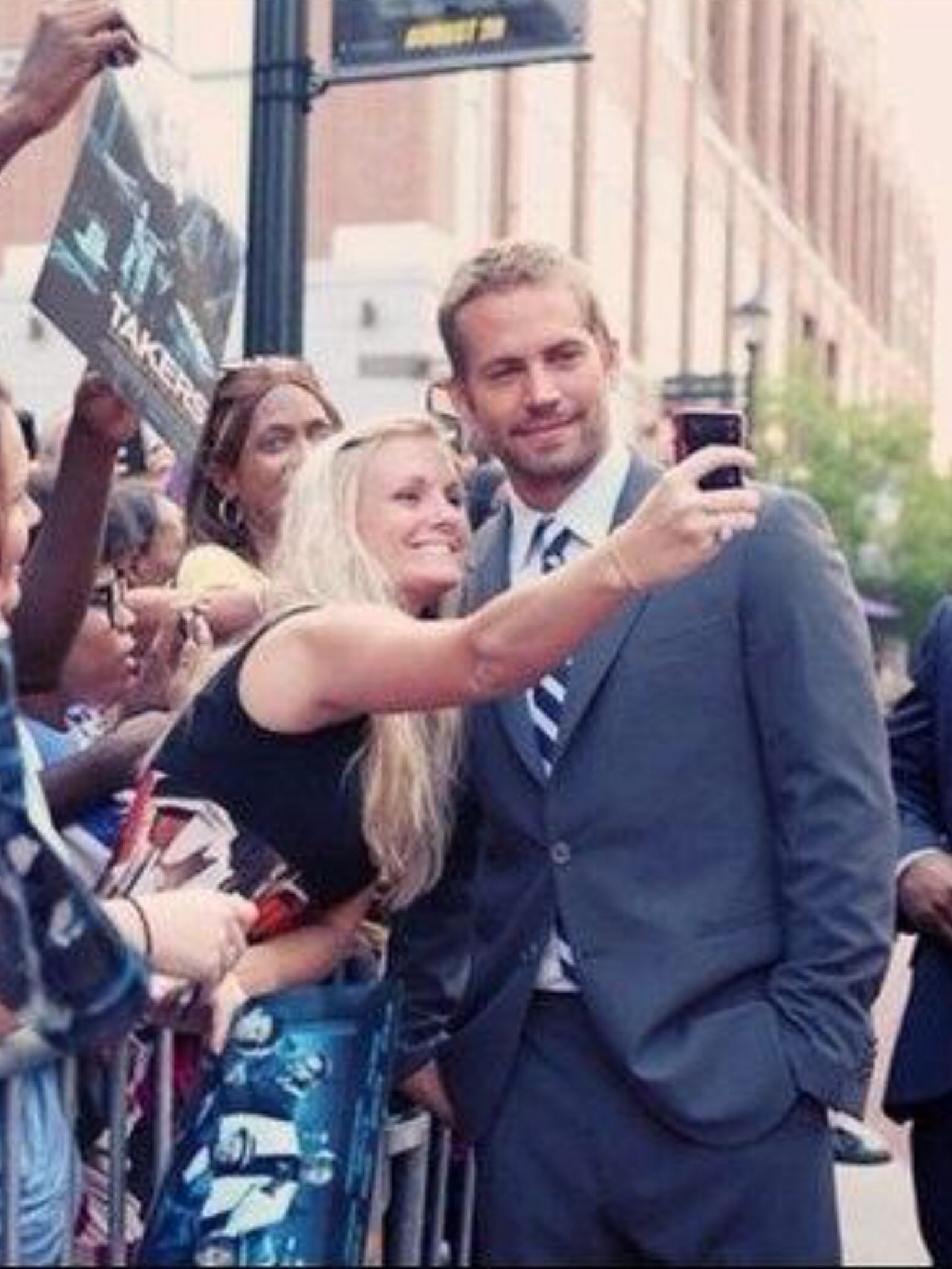 Paul at Takers a Premiere