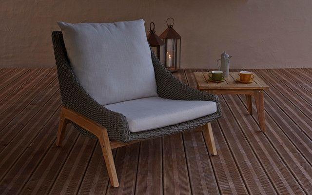 Zeitlose Retro Sessel geben dem Raum den richtigen Pepp Möbel