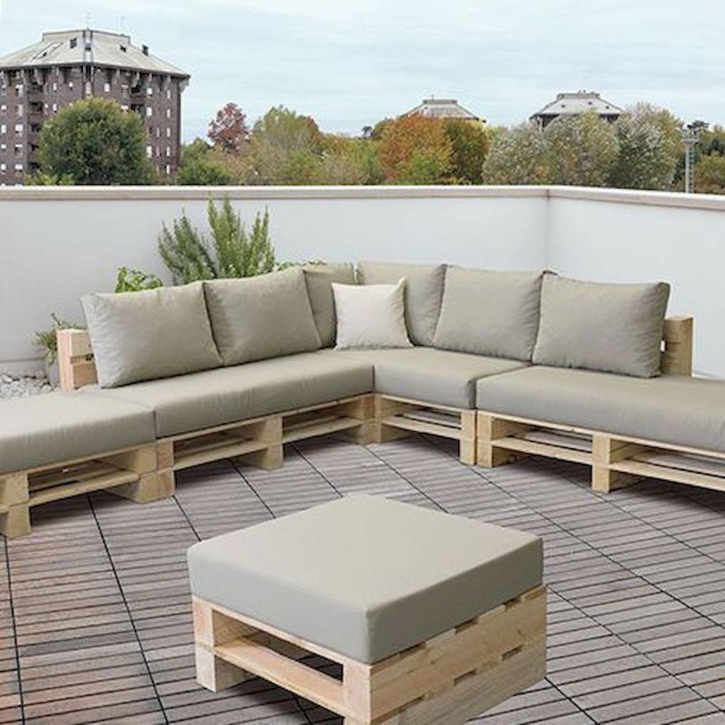 33 Ideas For Pallet Sofa 1 Canape Palette Palette Jardin Canape Salon En Palettes