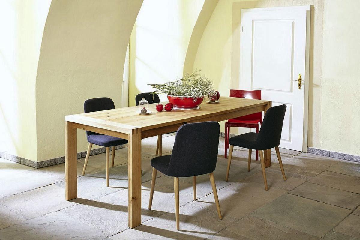 Großartig Esstisch Stühle Leder Das Beste Von Toller Stuhl In Stoff Oder - Viele