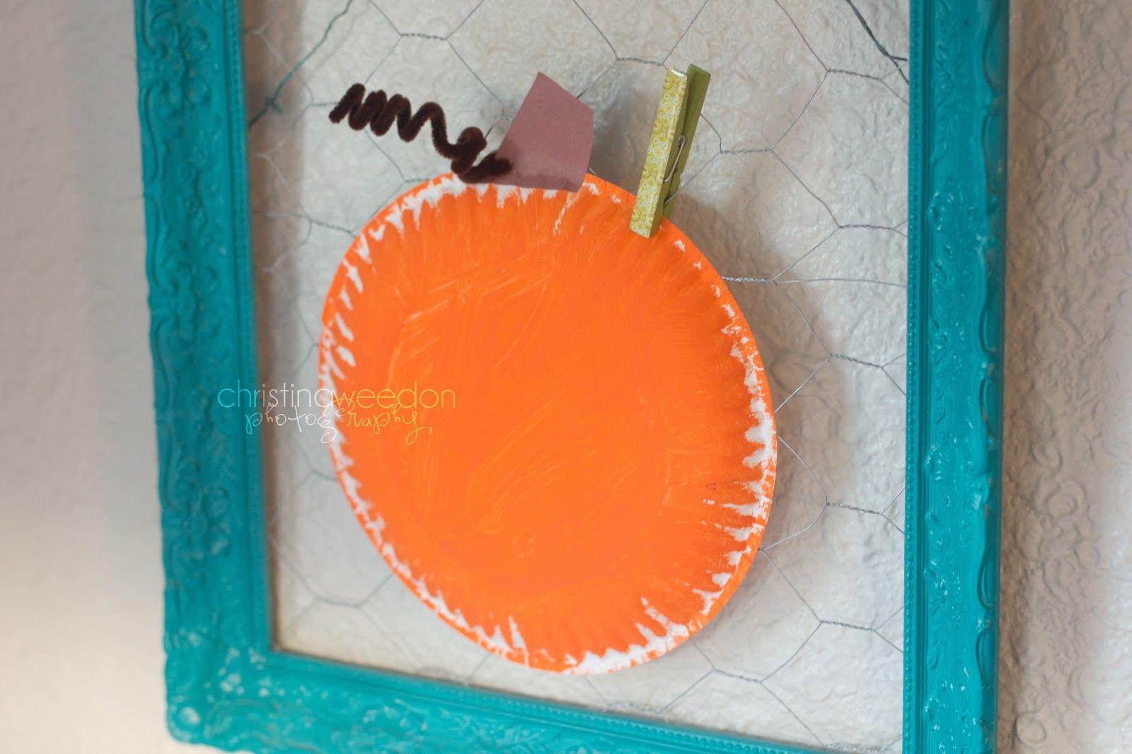 Dandelions On The Wall Homeschool P Is For Pumpkin Paper