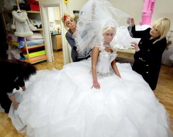 Royal Gypsy Wedding Dress Love The Design Jus Deff A Little More